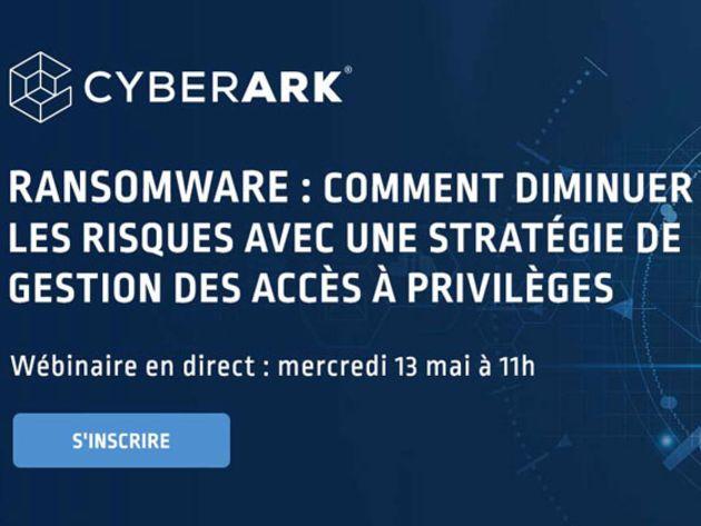[Webinaire en direct] Ransomware: comment diminuer les risques avec une stratégie de gestion des accès à privilèges