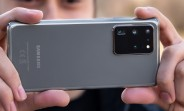 Samsung Galaxy S20 Ultra ranks sixth in DxOMark's standings