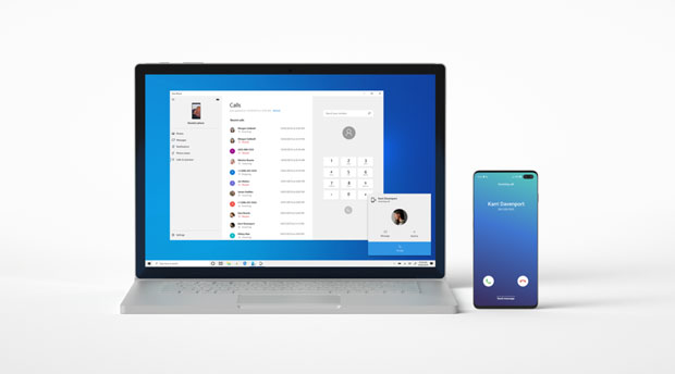Windows 10 - Mon téléphone