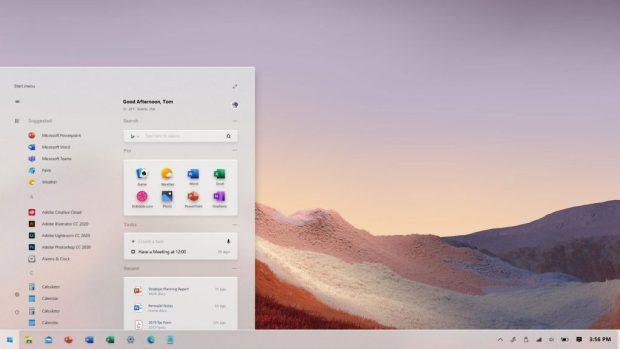 Windows 10 et les « Concept design »