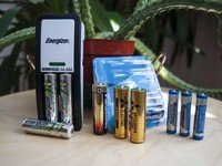 Some things to consider before buying rechargeable or disposable batteries