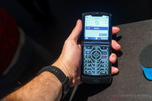 Foldable Motorola Razr 2 will up the hardware game compared to its predecessor