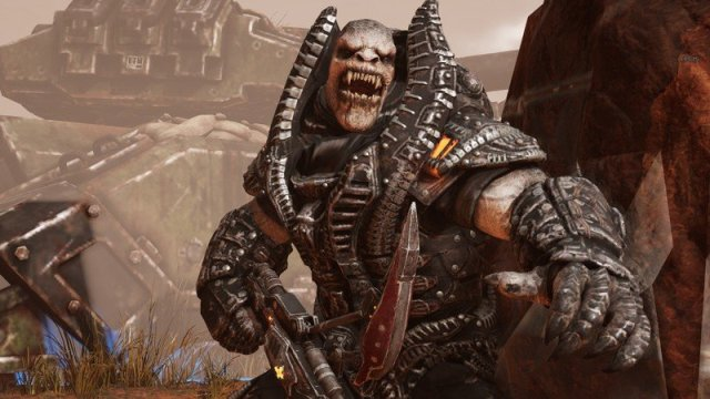 Gears Tactics Theron