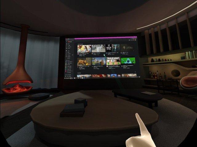 Bigscreen Screenshot Desktop