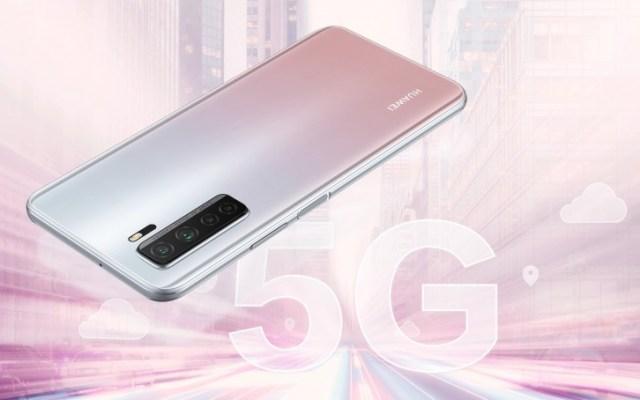 Huawei P40 lite 5G announced, it's a rebadged nova 7 SE for Europe