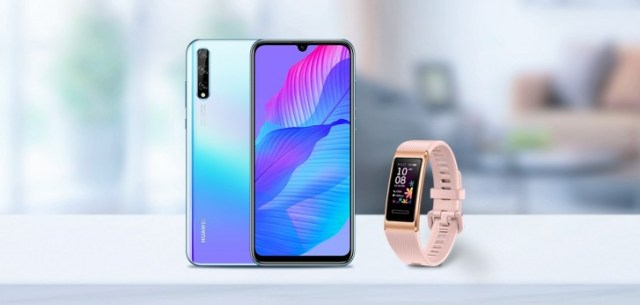 Huawei Y8p quietly unveiled with 6.3'' OLED screen, 48MP RYYB camera, Kirin 710F
