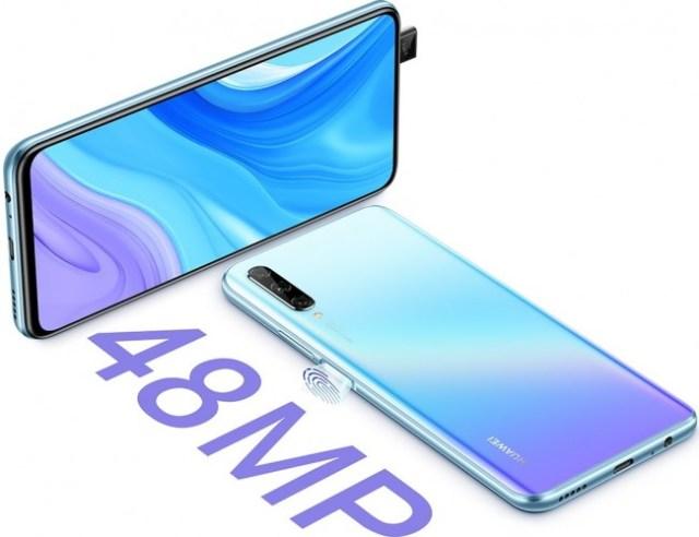 Huawei Y9s launching soon in India