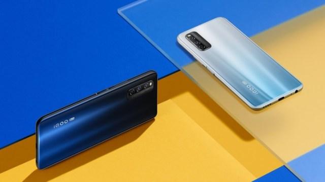 iQOO Z1 announced: Dimensity 1000+ SoC, 144Hz screen, and 48MP triple camera