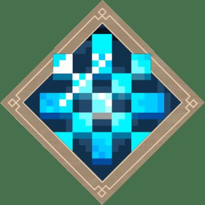 Minecraft Dungeons Freezing Enchantment