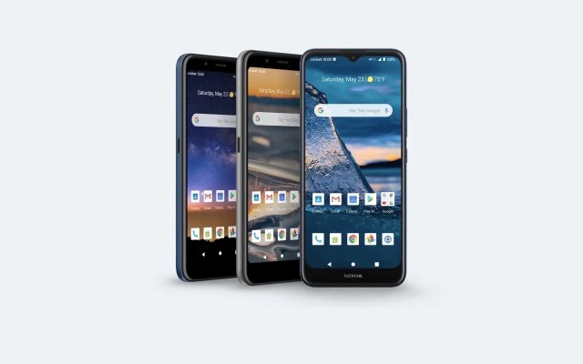 Nokia C5 Endi Nokia C2 Tava Nokia C2 Tennen Android 10 Cricket Wireless Launch