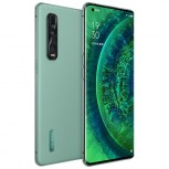 Oppo Find X2 Pro in Green vegan leather