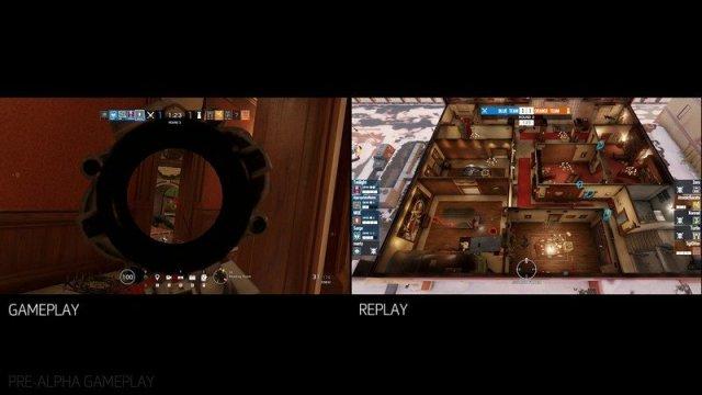 Rainbow Six Siege Replay