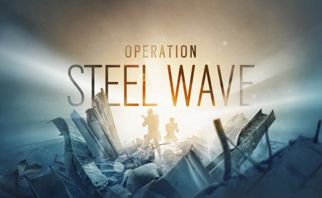 Rainbow Six Siege Steel Wave Hero