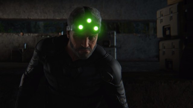 Tom Clancy's Ghost Recon Breakpoint Deep State Splinter Cell