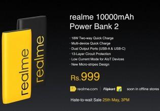 Realme 30W Dart and Power Bank 2