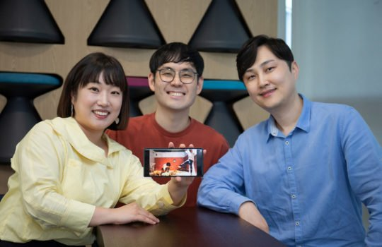Blockbuster Video Editing Team Samsung C-Lab Spin-Off Startup