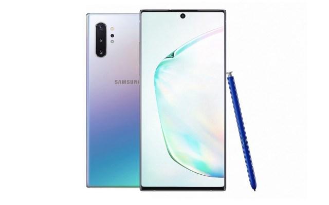 Samsung Galaxy Note 20 Plus Periscope Camera Battery Concept