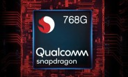 Qualcomm Snapdragon 768G arrives with overclocked CPU and GPU, integrated 5G modem