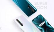 Realme X3 SuperZoom debuts with 5x periscope camera, Snapdragon 855+