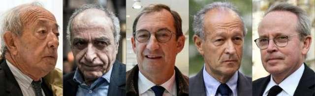 Six personnes ont été jugées pour abus de biens sociaux, recel ou complicité : un industriel, trois politiques et deux intermédiaires.