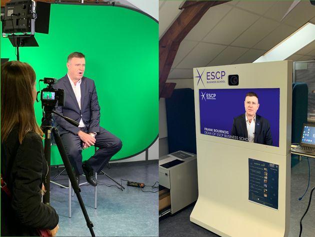 ESCP: une infrastructureIT résiliente pour un télé-enseignement en