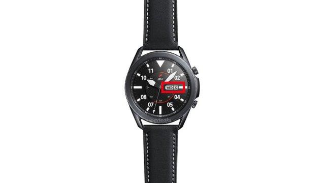 Samsung Galaxy Watch 3 Launch Date