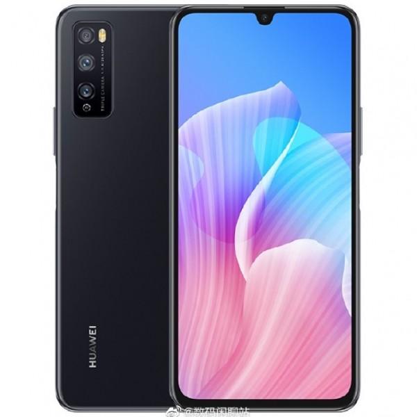 Huawei Enjoy 20 Pro leaked image