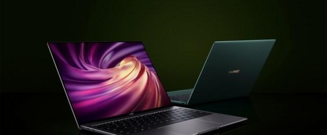 MateBook X Pro 2020 in Emerald Green