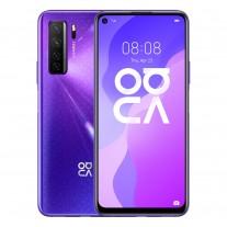 Huawei Nova 7 SE in Purple