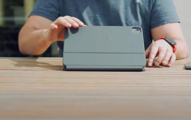 Avec le Magic Keyboard, l'iPad Pro se rapproche un peu plus d'un laptop.