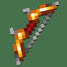 Minecraft Dungeons Elite Power Bow