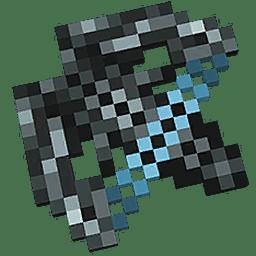 Minecraft Dungeons Lightning Harp Crossbow