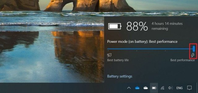 Disable Power Throttling on Windows 10
