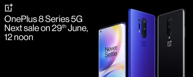 OnePlus 8 Pro sale in India ends in minutes after stock runs out