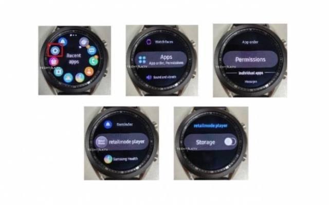 Samsung Galaxy Watch 3 Specs