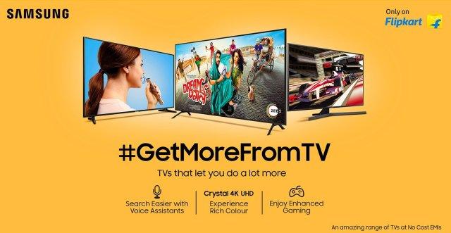 Samsung Smart TV The Frame 2020 Flipkart India