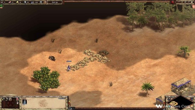 Age Of Empires II Scout Rush Boar