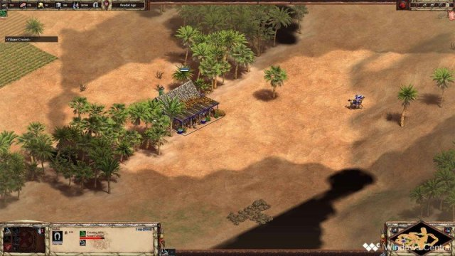 Age Of Empires II Scout Rush Stable