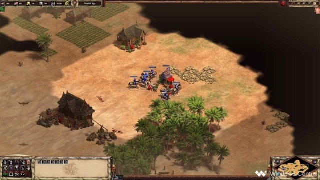 Age Of Empires II Scout Rush Raiding
