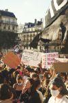 Rassemblement féministe du 10 juillet 2020 à Paris