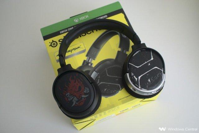 Steelseries Arctis 1 Xbox Cyberpunk 2077 Headset