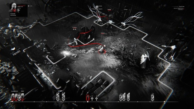 Othercide Gameplay Screenshot