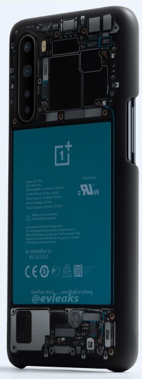 All OnePlus Nord official cases