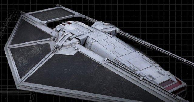 Star Wars Squadrons Tie Reaper