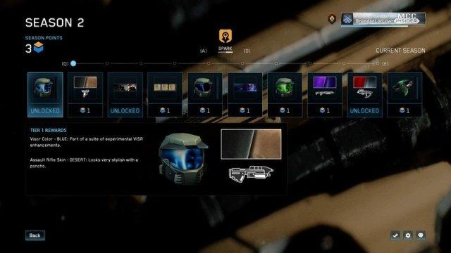 Halo: MCC Season 2