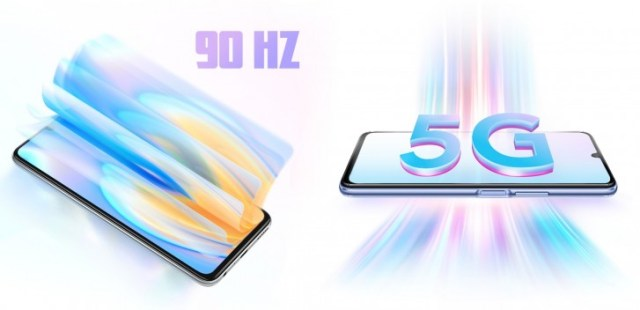 Honor 30 Lite goes official with 90 Hz screen, Dimensity 800 chipset and 48 MP camera