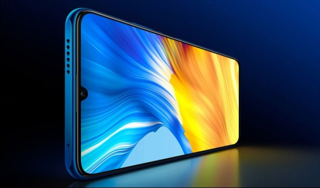 Honor X10 Max is official with 7.09-inch IPS LCD and Dimensity 800
