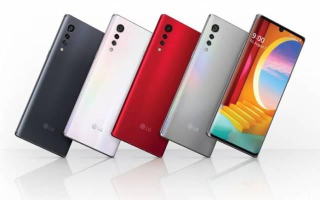 LG Velvet 5G Smartphone