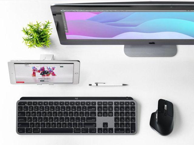 Logitech révise son clavier MX Keys et sa souris MX Master pour les Mac et iPad