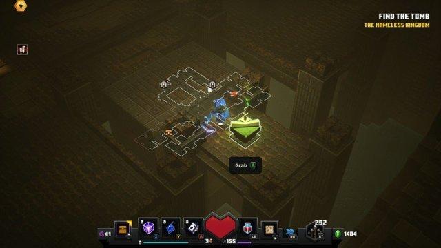 Minecraft Dungeons Lower Halls